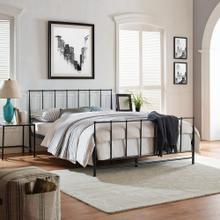 Estate Queen Bed in Brown