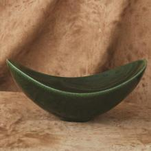 Swoop Bowl-Emerald