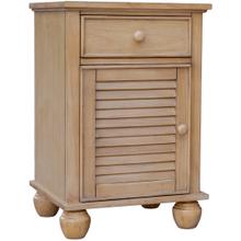 Nantucket Door Nightstand/Accent Table