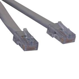 T1 Shielded RJ48C Ethernet Cable (RJ45 M/M), 10 ft. TAA