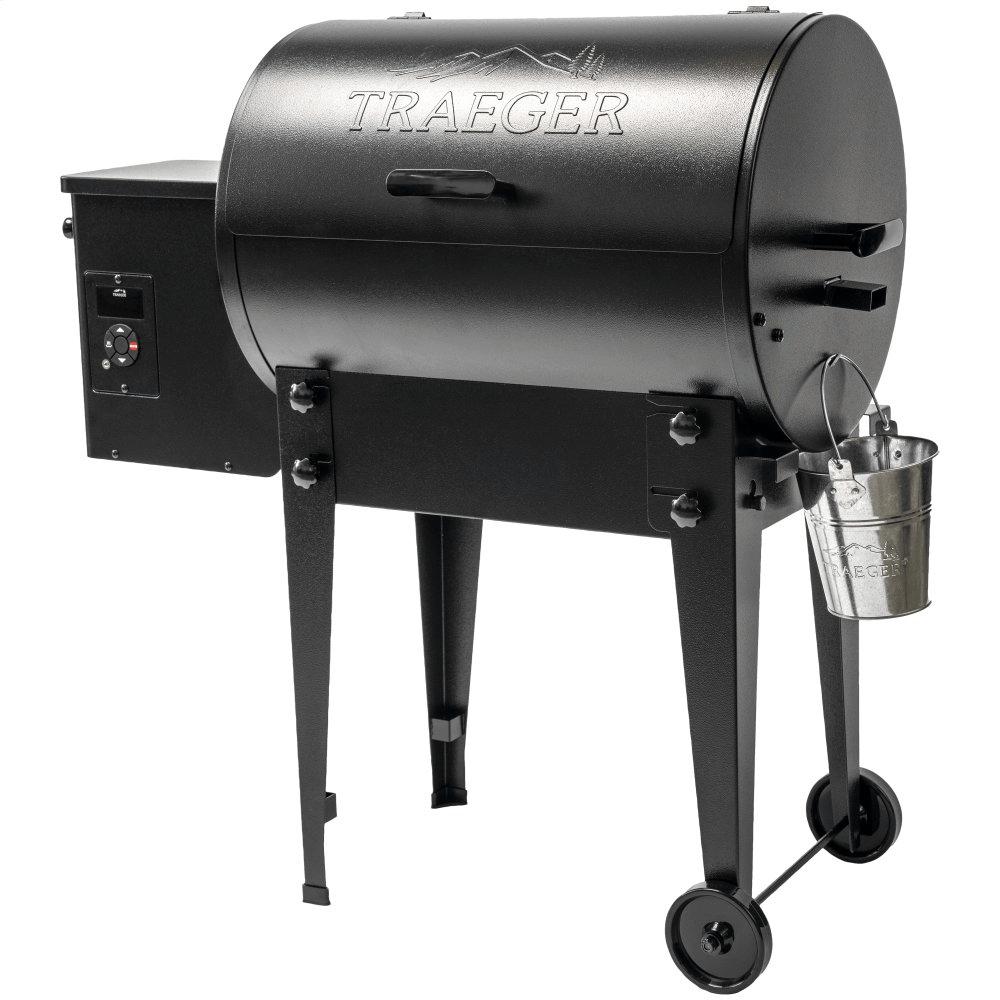 Traeger Tailgater Pellet Grill - Black