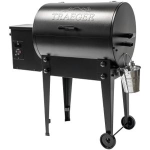Traeger GrillsTraeger Tailgater Pellet Grill - Black