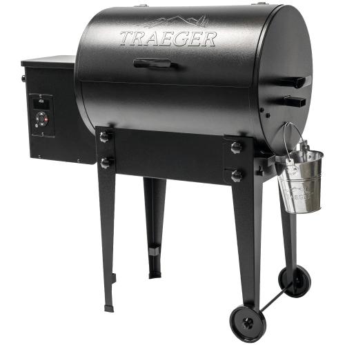 Tailgater Pellet Grill - Black