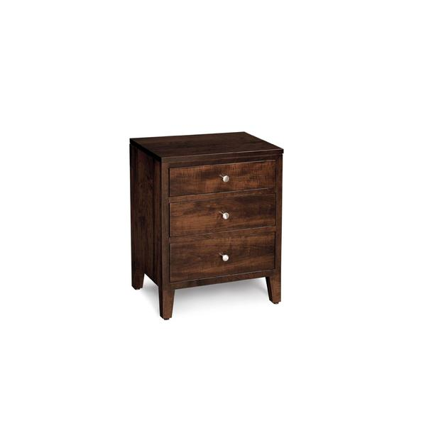 Parkdale 3-Drawer Nightstand