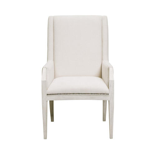 District 3 Upholstered Arm Chair 2pc