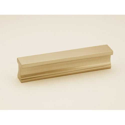 "LINEAR 4"" TAB PULL A965-4 - Satin Brass"