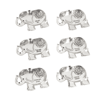 Mini Elephant Trays (12 pc. ppk.)