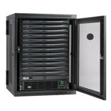 EdgeReady Micro Data Center - 12U, Wall-Mount, 1.5 kVA UPS, Network Management and PDU, 120V Kit