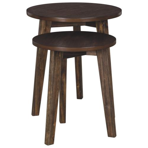 Clydmont Accent Table (set of 2)