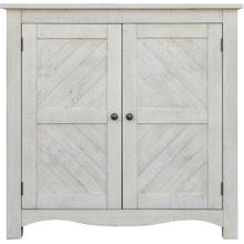 See Details - Seaside Door Cabinet