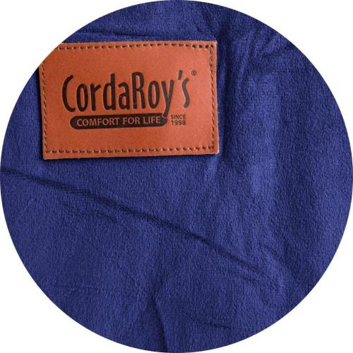 Full Cover - Plush Velour - Navy