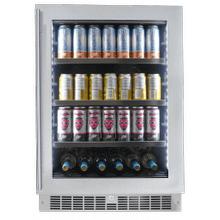 "Saxony 24"" Single-zone Beverage Center"