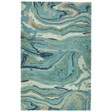 View Product - Marble MBL03-91 Teal