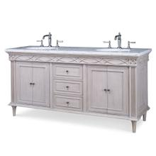 Seville Double Sink Chest