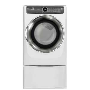 ELECTROLUXFront Load Perfect Steam(TM) Electric Dryer with LuxCare(R) Dry and Instant Refresh - 8.0 Cu. Ft.