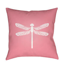 "Dragonfly LIL-026 20"" x 20"""