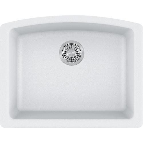 Franke - Ellipse ELG11022PWT Granite Polar White