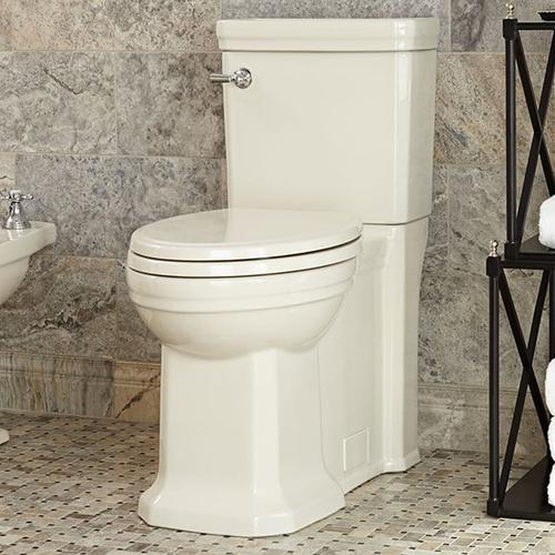 Dxv - Fitzgerald Two-Piece Elongated Toilet - Biscuit