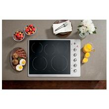 "Floor Model - GE Cafe™ Series 30"" Built-In Electric Cooktop"