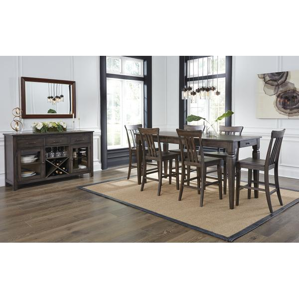 See Details - GATHER HEIGHT FRIENDSHIP TABLE