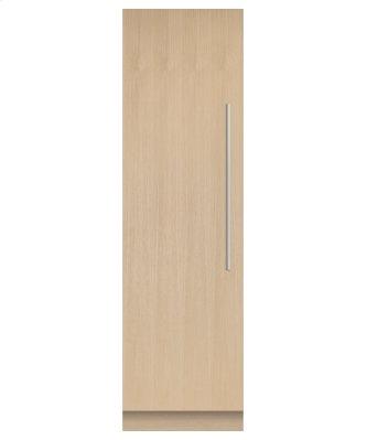 "Integrated Column Freezer, 24"""