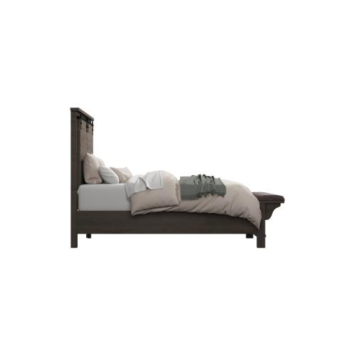 Newton King Headboard, Cocoa Brown 2623-22h