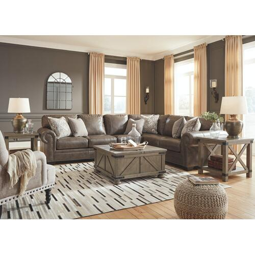 Signature Design By Ashley - Roleson 3-piece Sectional