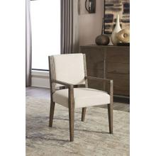 See Details - Oakland Upholstered Arm Chair