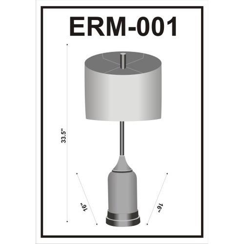 "Ellerman ERM-001 34""H x 16""W x 16""D"