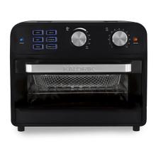 Kalorik 22 Quart Digital Air Fryer Toaster Oven, Black