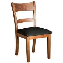 Emmitt Side Chair - Upholstered Seat