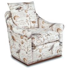 See Details - Birdscript Swivel Chair