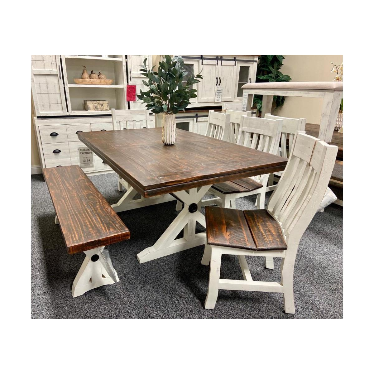 See Details - Warehouse Bench (MOQ 3)
