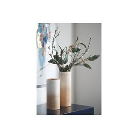 Vase Set Gold/White
