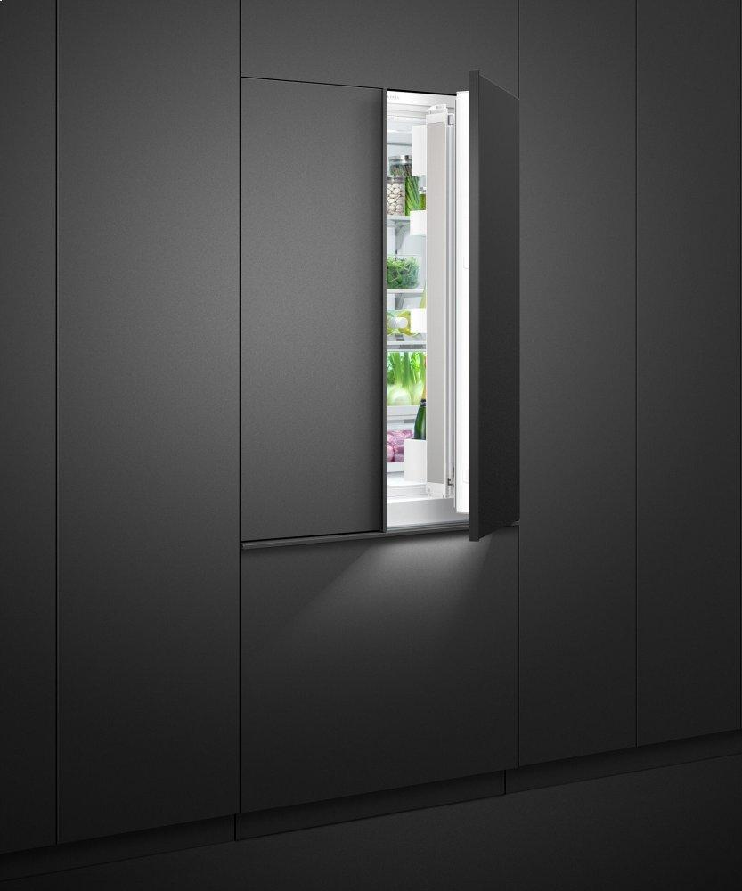 "Integrated French Door Refrigerator Freezer, 32"", Ice Photo #2"