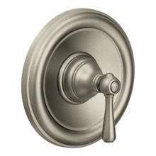 Kingsley brushed nickel posi-temp® valve trim