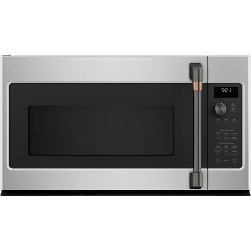 Cafe - Café™ 2.1 Cu. Ft. Over-the-Range Microwave Oven