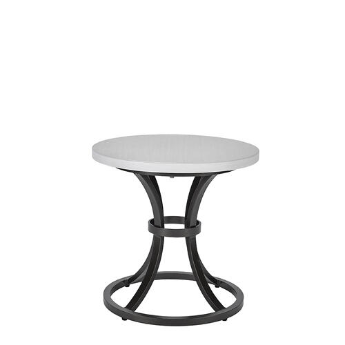 Calistoga Round Accent Table