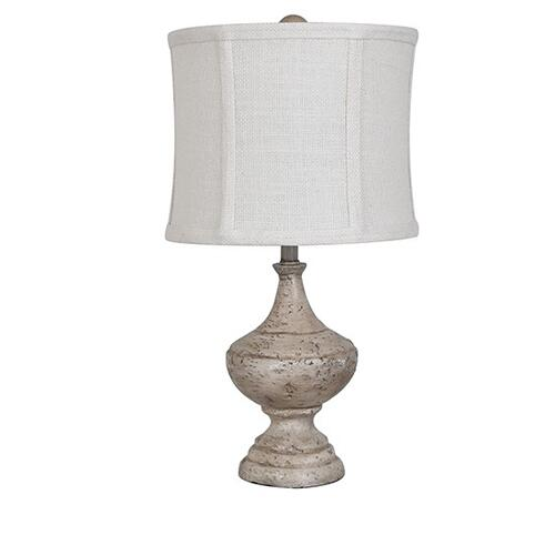 Crestview Collections - Post Finials Table Lamp