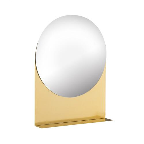 Tov Furniture - Trigg Round Accent Mirror