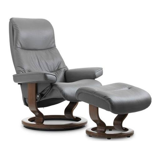 Stressless By Ekornes - View (L) Classic chair