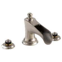 See Details - Roman Tub Faucet With Channel Spout - Less Handles