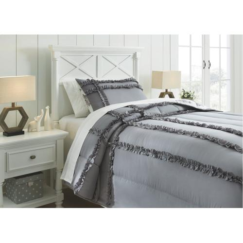 Meghdad 2-piece Twin Comforter Set