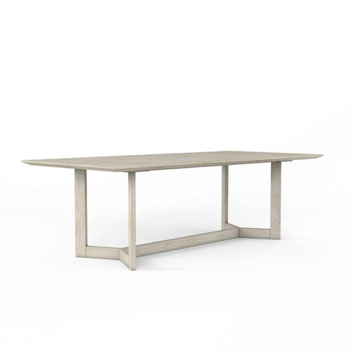 A.R.T. Furniture - Cotiere Rectangular Dining Table (X-Base)