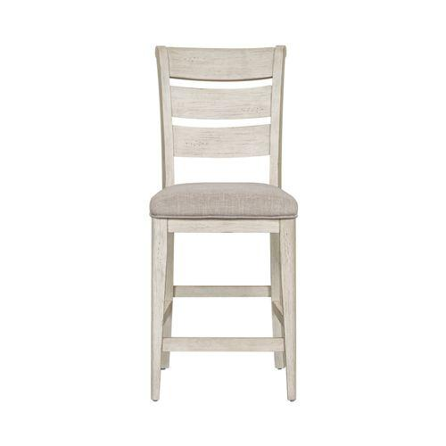 Liberty Furniture Industries - Ladder Back Uph Counter Chair (RTA)