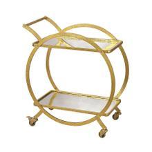 See Details - Ring Bar Cart