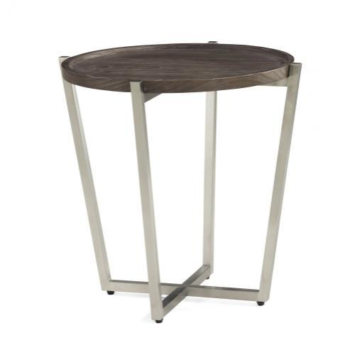 Platform Lamp Table