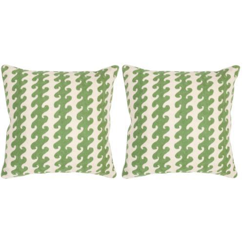 Linos Pillow - Green
