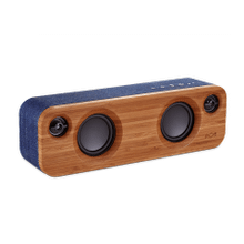 View Product - Get Together Mini Portable Bluetooth® Speaker , Denim