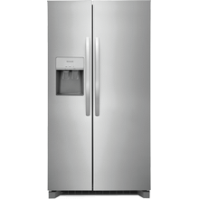 View Product - Frigidaire 25.6 Cu. Ft. 36'' Standard Depth Side by Side Refrigerator